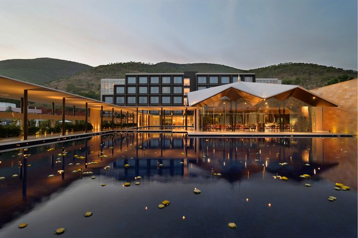 Gallery of The Dasavatara Hotel / SJK Architects - 1