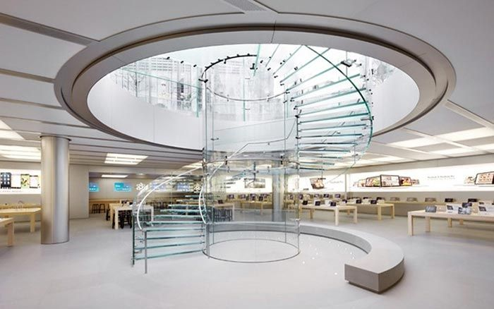 Apple Store in Shanghai China