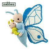 Ravelry: Butterfly Bree pattern by Zabbez / Bas den Braver