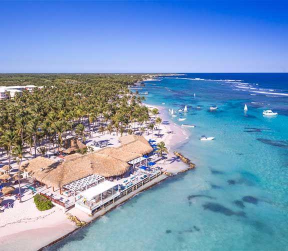 Club Med de Punta Cana  Republique Dominicaine    Parcs aquatiques, cours de cirque et plus encore. Jeunes et adultes trouveront tout ce qu'ils désirent dans ces hôtels familiaux des Caraïbes.