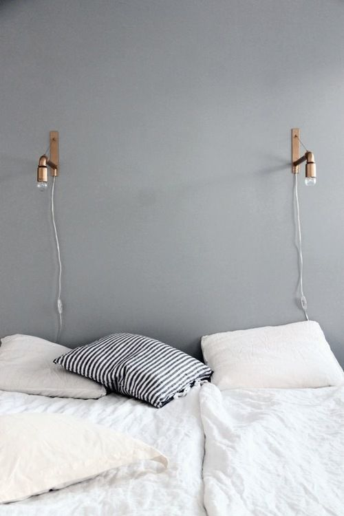 perfect bedroom wall sconces. Bedroom Grey And Copper Style Perfect Reading Lights Wall Sconces
