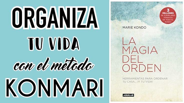 Organiza tu vida con el m todo konmari christine hug - Ordenar libros konmari ...