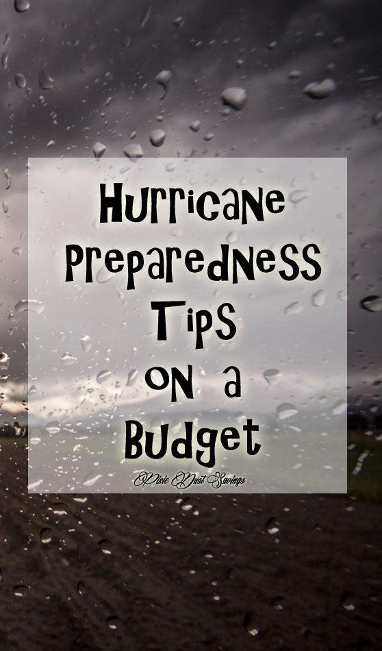 Hurricane Preparedness Tips on a Budget, Frugal Living, Beach Life, Florida Living