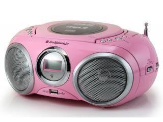 Audiosonic CD1572 Radio-CD/MP3 Speler