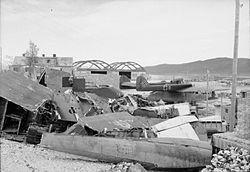 Norge under andre verdenskrig – Wikipedia