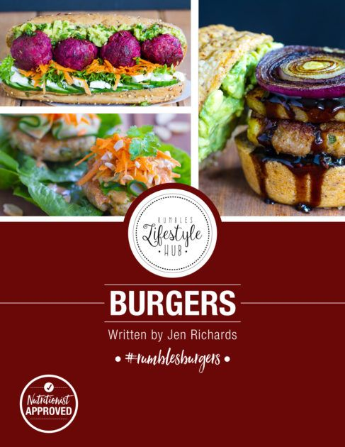 Learn how to make burgers a healthy part of your lifestyle, without compromising on taste!