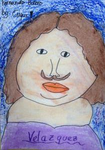 Fernando Botero para niños
