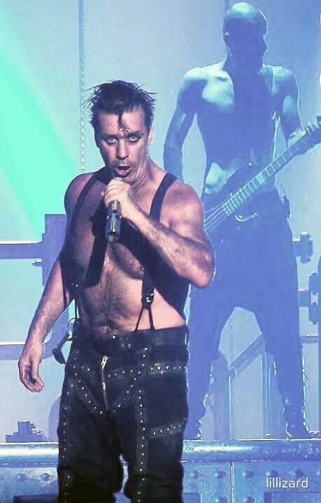 Till Lindemann https://en.wikipedia.org/wiki/Till_Lindemann