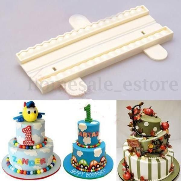 Bead Cutter Pearl Sugarcraft Fondant Cake Gum Paste Decorating Mold Tool Hot #Unbranded