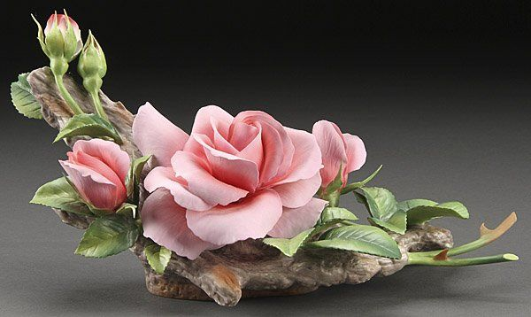 Lot: BOEHM PORCELAIN PRINCESS MARGARET ROSE GROUP, Lot Number: 0229, Starting Bid: $80, Auctioneer: Jackson's Auction, Auction: Collector's Choice: Antiques & Collectibles, Date: September 18th, 2012 PET