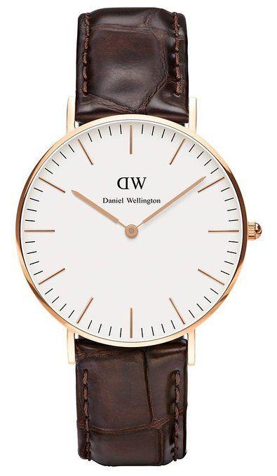 [ダニエル・ウェリントン]Daniel Wellington 腕時計 ウォッチ 0510DW Classic York 36mm メンズ レディース [並行輸入品]