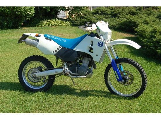 1994 Husqvarna 350wxe
