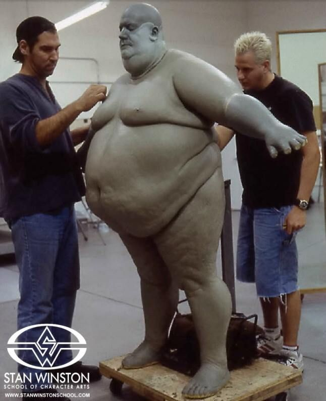 17 Best Images About Fat Bastard Pipes On Pinterest: 17 Best Images About Special Make Up & Animatronics On