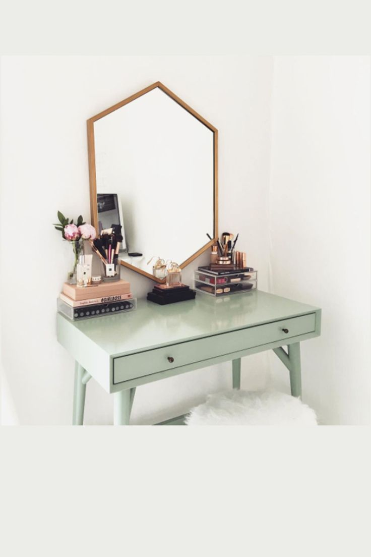 Dressing tables: the most beautiful model to buy