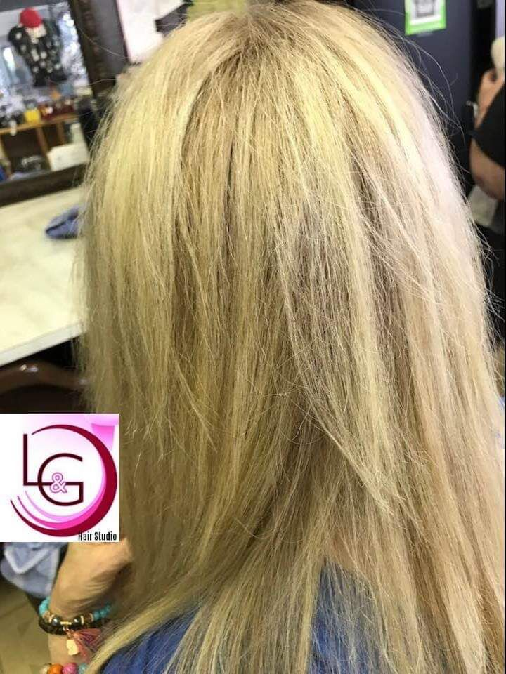 Wanting A Little Dimension In Your Life This Beautiful Highlight And Low Light Is The Perfect Way To Get That Blend Withou Hair Studio Long Hair Styles G Hair