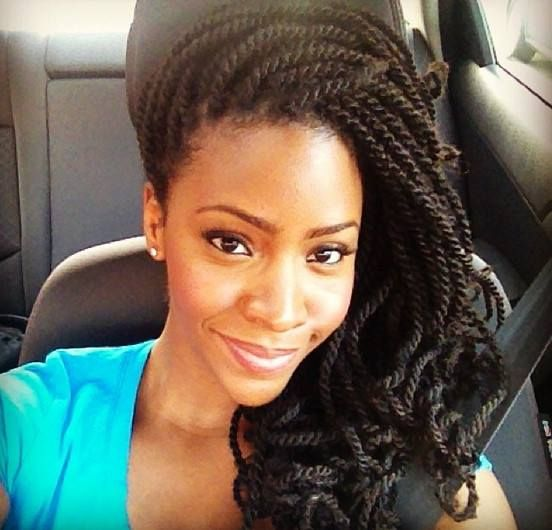 Tresse Libre Box Braid Must Try Braided Hairstyles