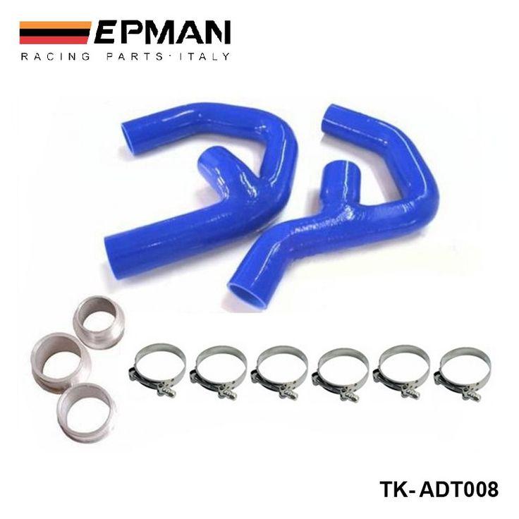 EPMAN-Silicone Turbo boost Intercooler Hose Kit  For Audi New TT  A3 TFSI TDI TK-ADT008