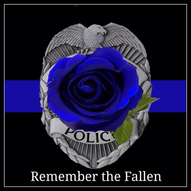 Remember The Fallen   Picture post on www.facebook.com/bluelinelife