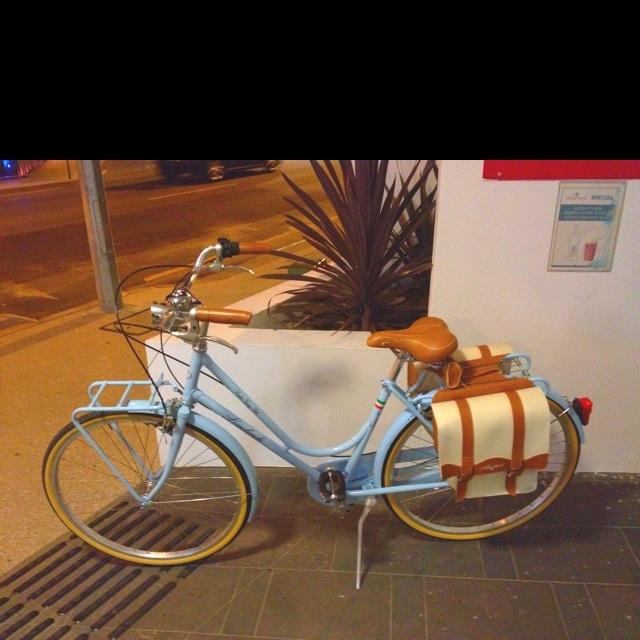 Beautiful Italian made women's bike