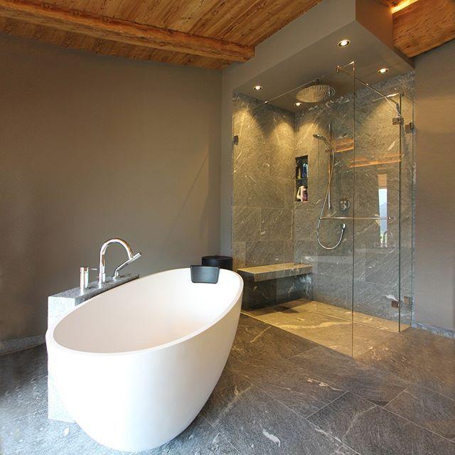 Der Perfekte Mix! Ein Badezimmer Mit Optimaler Kombination