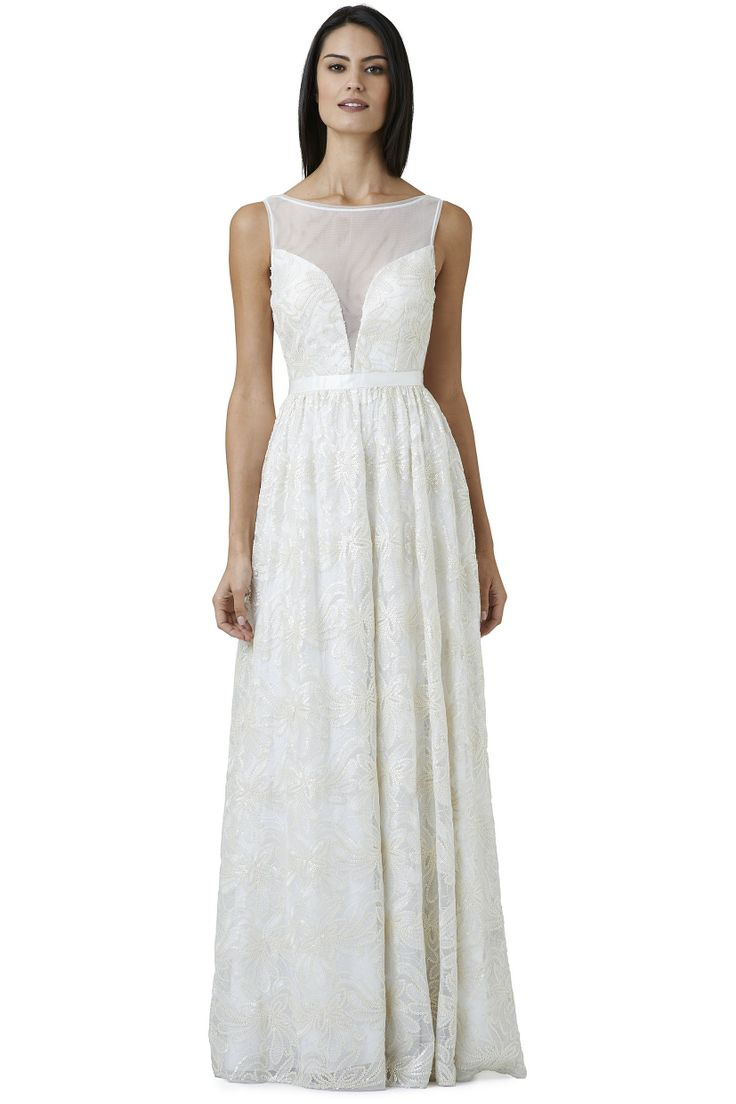 Pinterest flapper wedding dresses 1920s style and adrianna papell -  280 Adrianna Papell 91889430 Dress