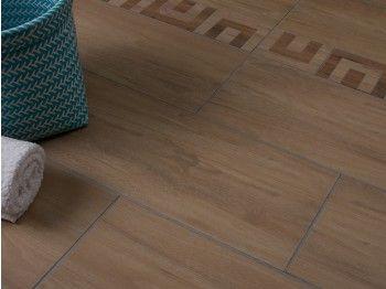 Kiwayu Light Oak Floor Tile