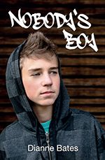 Ron Green's family is broken, just like him. He isn't able to live with his mum or dad, or step-mother. He's nobody's boy. Now he's being fostered by his aunt who has three sons of her own. It's a chaotic, angry environment, and young Ron isn't at all happy. When strangers, Rosie and Bob, offer to care for him, he jumps at the chance, rebels against his aunt, and is placed with them. See if it is available: http://www.library.cbhs.school.nz/oliver/libraryHome.do