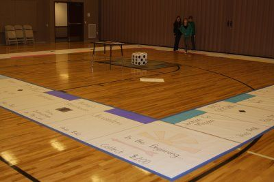 Life-Size Mormonopoly! Works for Divine Nature Value Project