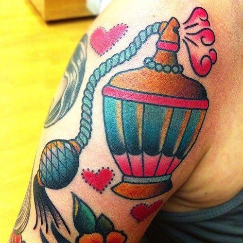 28 Best Skull Perfume Bottles Images On Pinterest: 546 Best Old School Tattoos Images On Pinterest
