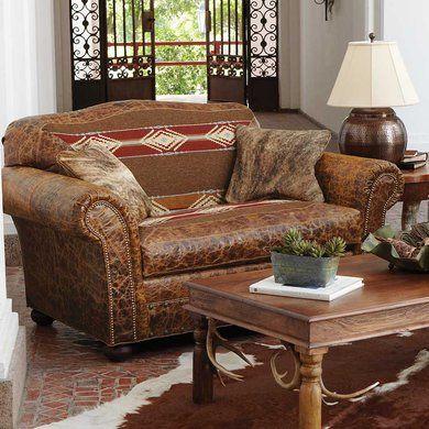 Blanket Sleeper Chair | King Ranch