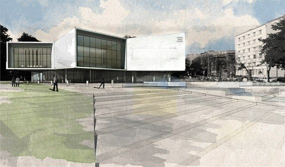 GSF Gdynia, competition entry