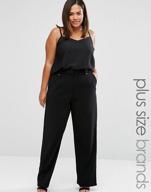 Elvi | Строгие брюки Elvi Plus