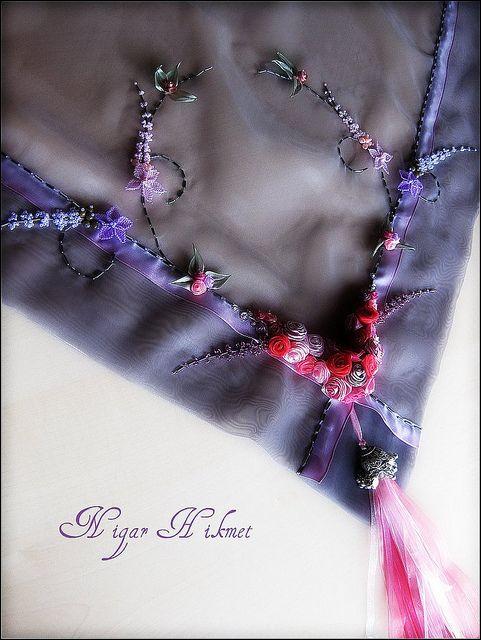 Bead Embroidery - Nigar Hikmet