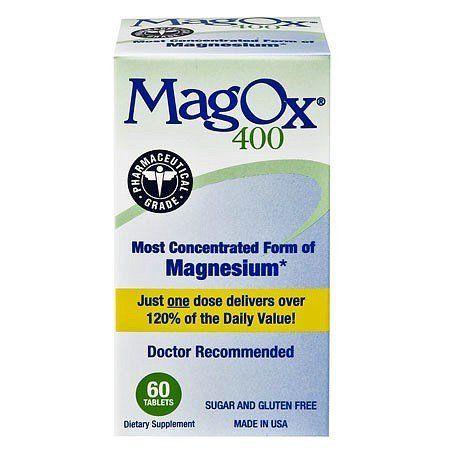 Mag-Ox 400 Magnesium Tablets - 60 ea