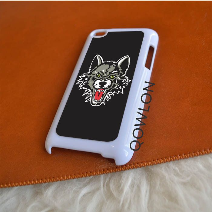 Chicago Wolves Logo iPod Touch 4 | 4TH GEN Case