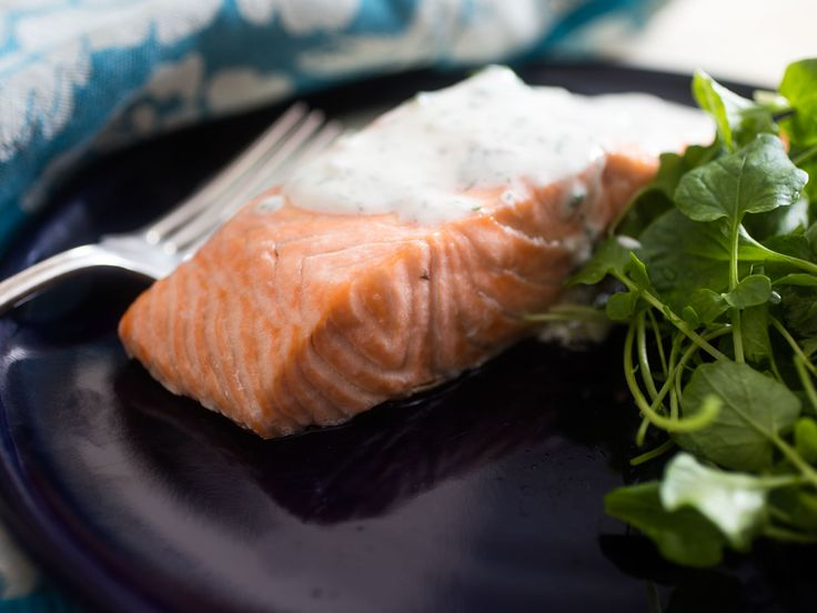 The Best Way to Poach Salmon DANIEL GRITZER   When you want a gently cooked piece of salmon, is it better to steam it or poach it? Turns out there's a third way...the cold-start poach. Here's how to do it.