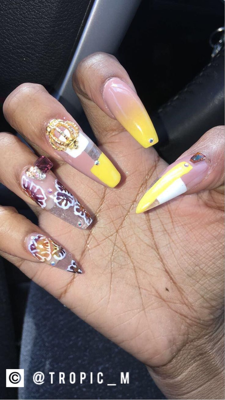 635 best Nails images on Pinterest | Cute nails, Nail art and Nail ...