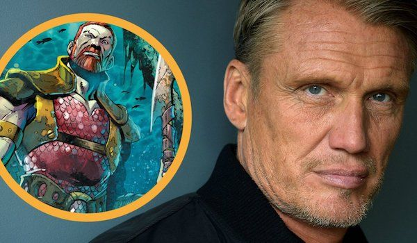 Dolph Lundgren to Portray Villain King Nereus in Aquaman A former 80s action star is about to return to the big screen as Dolph Lundgren…