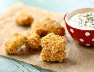 Nuggets de frango caseiro - Ideal Receitas