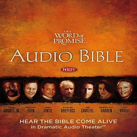 The Word of Promise Audio Bible New Testament NKJV (Unabridged)...: The Word of Promise Audio Bible New Testament… #ReligionampSpirituality