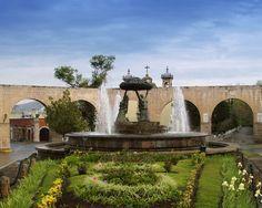 Fuente de las Tarascas - Morelia, Michoacan