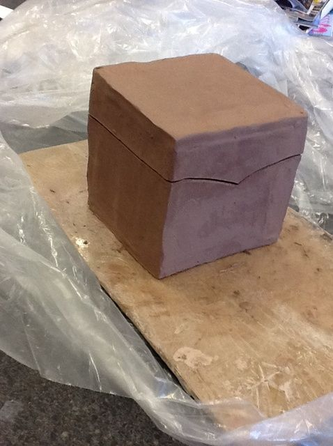 How to Make a Ceramic Slab Box