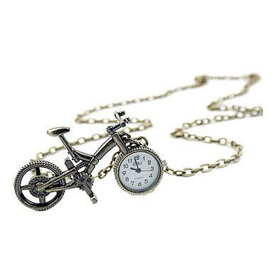 vintage fiets zakhorloge ketting – EUR € 5.51