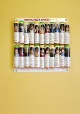 Epi-BOARD - Non-Locking Epinephrine Storage For School Nurses Offices