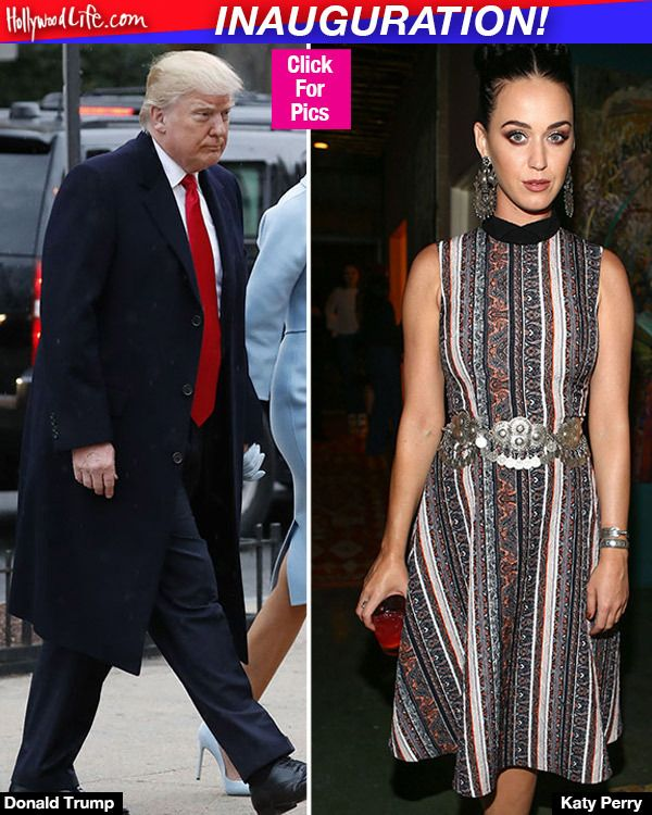 Katy Perry, Shonda Rhimes & More Celebs Furious On Trump's Inauguration Day: SeeTweets