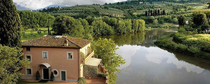 Hotel Toskana – Die besten Luxus-Hotels & Resorts in der Toskana