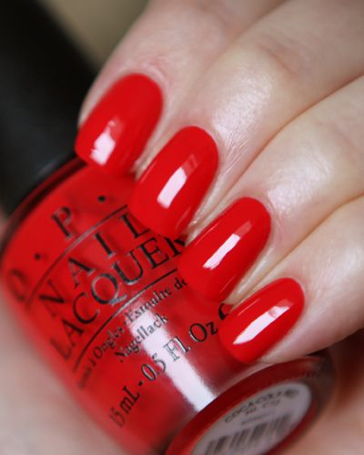 Opi Coca Cola Nail Polish Collection Partial: 34 Best Images About Color Lovers : Red On Pinterest