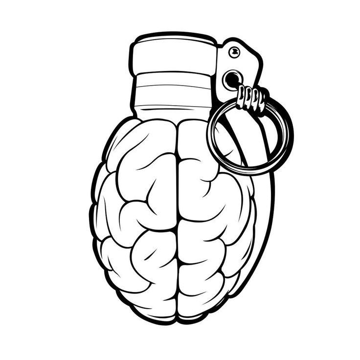 Gallery For gt Grenade Drawings