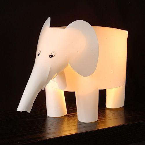 High Quality Elephant Lamp Good Ideas