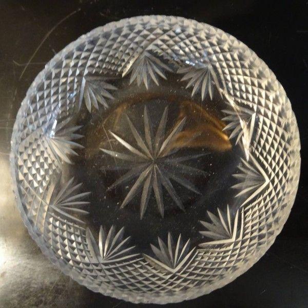 Kristallen sieraden bakje
